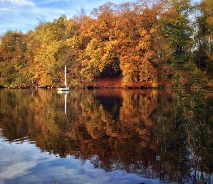 5 star caravan park with fishing Herefordshire