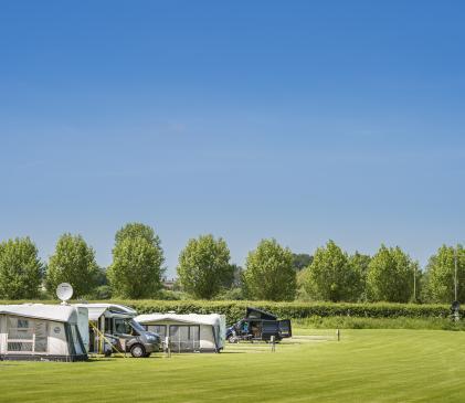 5 star caravan site Herefordshire