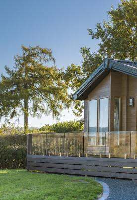 Rockbridge Park 5 star caravan holiday park with fishing Wales