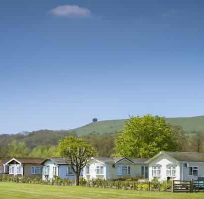 5 star residential park Wales