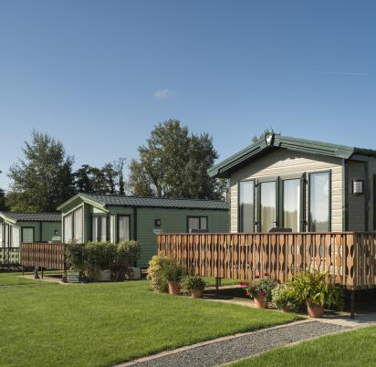 5 star caravan holiday park herefordshire