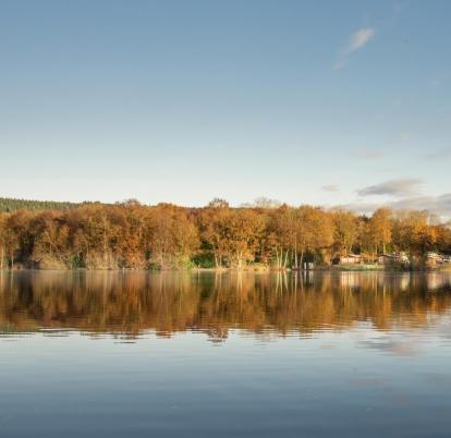 The end of Autumn at Pearl Lake photo