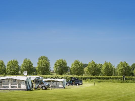 5 star caravan site Herefordshire