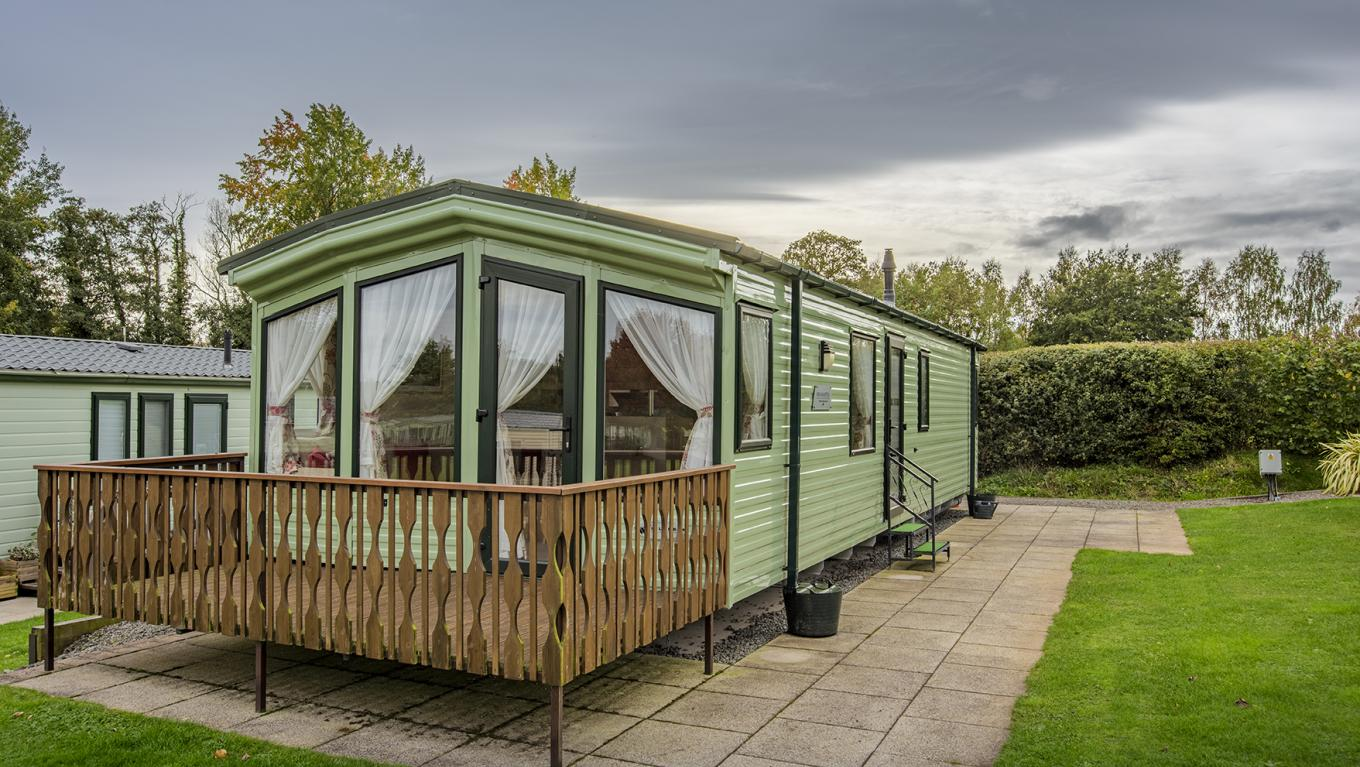 Willerby New Hampton for sale at Discover Parks - exterior photo