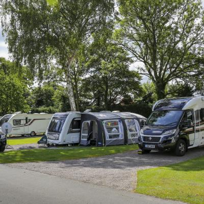 5 star holiday park in Herefordshire touring and self catering