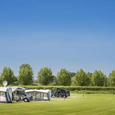 5 star holiday park in Herefordshire