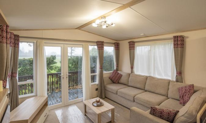 ABI Sunningdale for sale at Pearl Lake living area photo