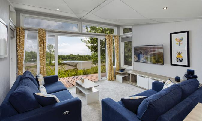 Willerby Vogue Nouveau for sale at Pearl Lake leisure park