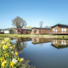 Holiday Park open weekend 5 stars